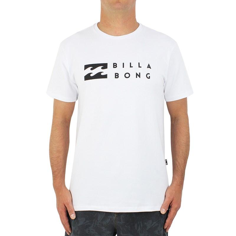 Camiseta Billabong United LF Branca