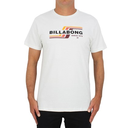 Camiseta Billabong Walled I Off White