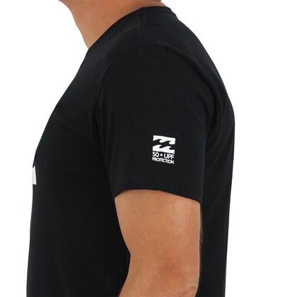 Camiseta Billabong Wave Preta