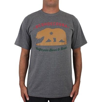 Camiseta DC Shoes Cali Dark Grey