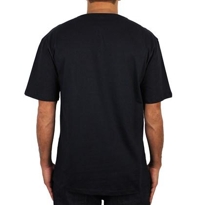 Camiseta DC Shoes Camo Tymez Black