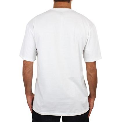 Camiseta DC Shoes Camo Tymez Snow White