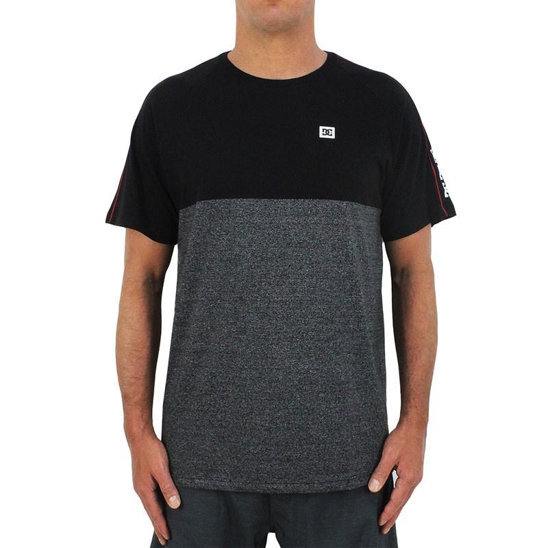 Camiseta DC Shoes Especial Pelton Black