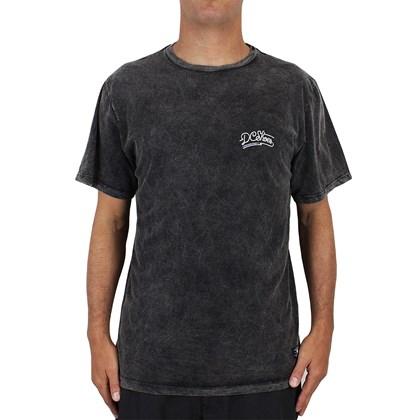Camiseta DC Shoes Neon Flow Especial Black