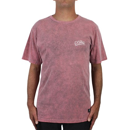 Camiseta DC Shoes Neon Flow Especial Wine