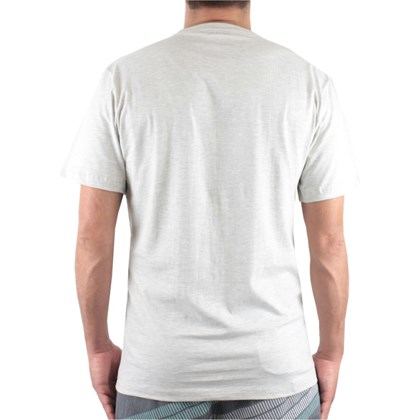 Camiseta DC Shoes Rebuilt Heather Grey