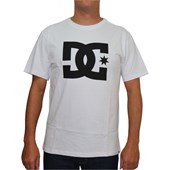 CAMISETA DC SHOES STAR BRANCA