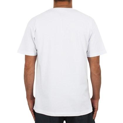 Camiseta Diamond Geo Lion White
