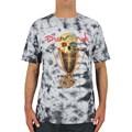 Camiseta Diamond Pirates Cup Cristal Wash Grey
