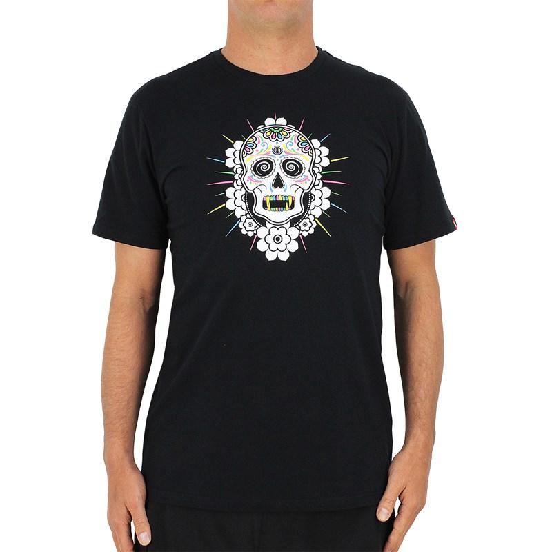 Camiseta Element Cataclysm Black