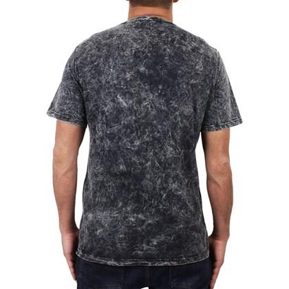 Camiseta Element Spotted Preta