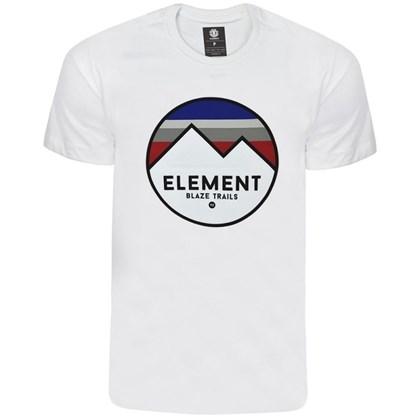 Camiseta Element Sunset Branca