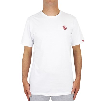 Camiseta Element Tree Branca