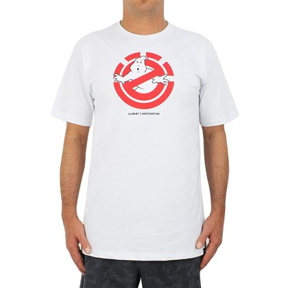Camiseta Element X Ghostbusters Ghostly White
