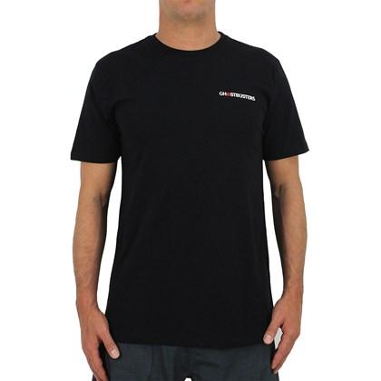 Camiseta Element X Ghostbusters Goop Black