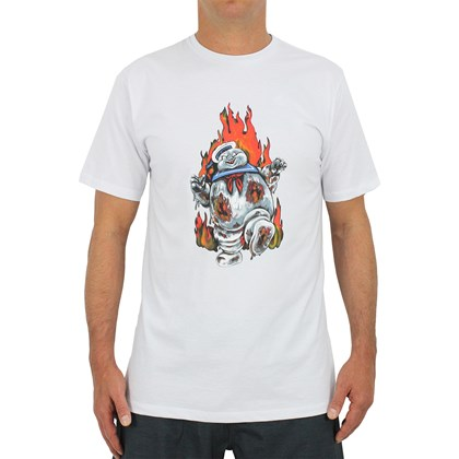 Camiseta Element X Ghostbusters Inferno White