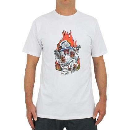 Camiseta Element X Ghostbusters Inferno White