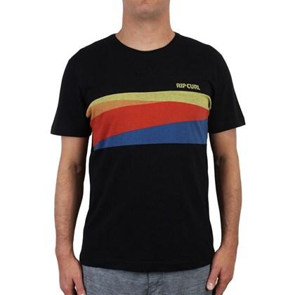 Camiseta Especial Rip Curl Bordered Black