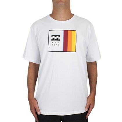 Camiseta Extra Grande Billabong D Bah Branca