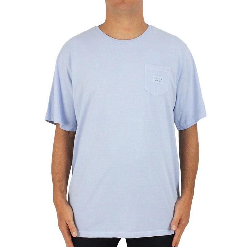 Camiseta Extra Grande Billabong Die Cut III Azul