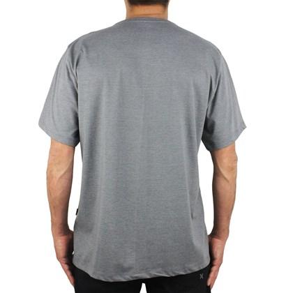 Camiseta Extra Grande Billabong Essential Dark Grey
