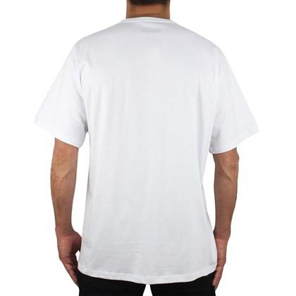 Camiseta Extra Grande Billabong Essential White