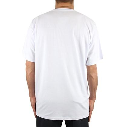 Camiseta Extra Grande Billabong Unity Branca