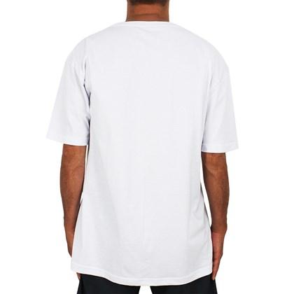Camiseta Extra Grande Diamond Brilliant White