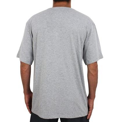 Camiseta Extra Grande Element Blazin Cinza Mescla