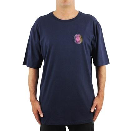 Camiseta Extra Grande Element Cahaba Navy