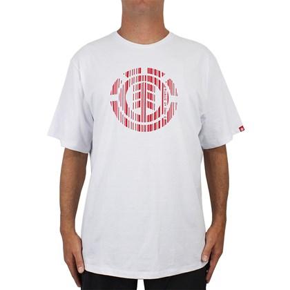 Camiseta Extra Grande Element Decode SS White