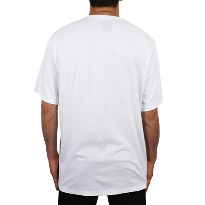 Camiseta Extra Grande Element Drip Branca