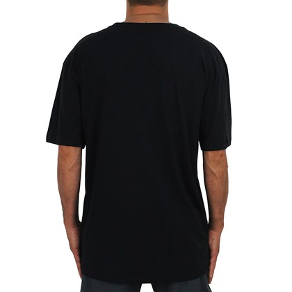 Camiseta Extra Grande Element Four Season Black