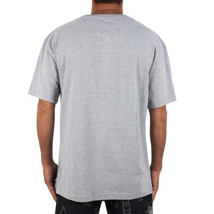 Camiseta Extra Grande Grizzly OG Bear Heather Grey