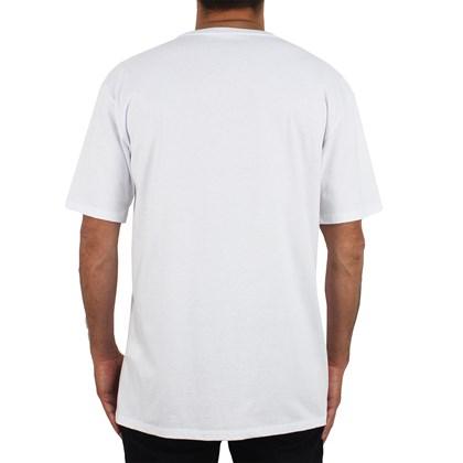 Camiseta Extra Grande Hang Loose Colors White