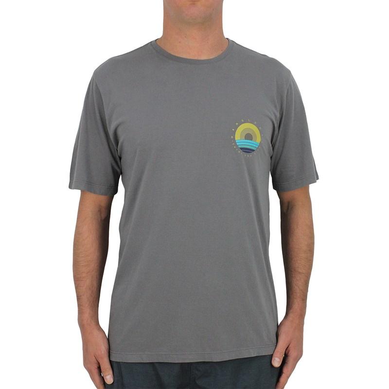 Camiseta Extra Grande Hang Loose Especial Sunny Chumbo