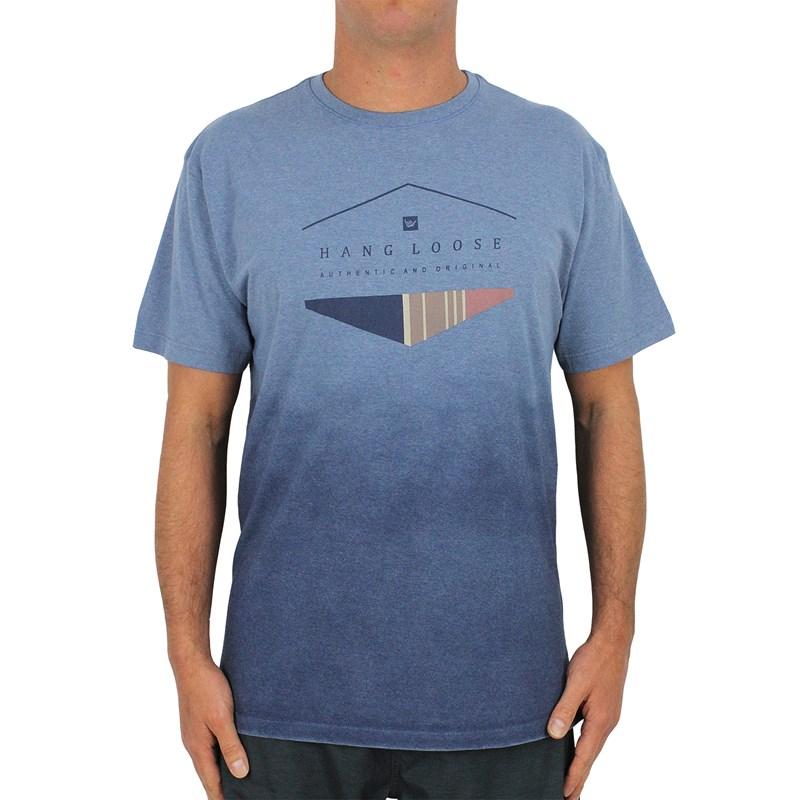 Camiseta Extra Grande Hang Loose Especial Vintage Jeans