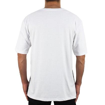 Camiseta Extra Grande Hang Loose Lining White