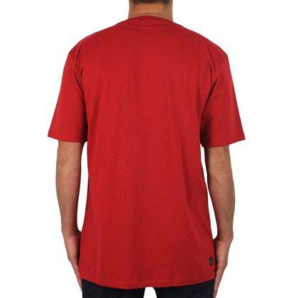 Camiseta Extra Grande Hang Loose Logart Vermelha