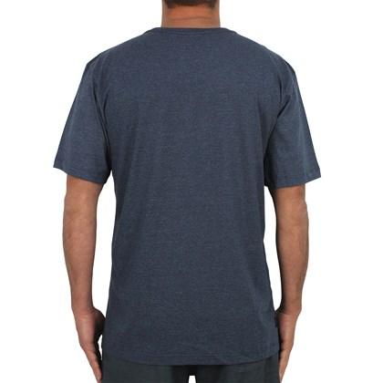 Camiseta Extra Grande Hang Loose Logo Azul Marinho