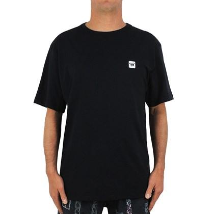Camiseta Extra Grande Hang Loose Mini Logo Black