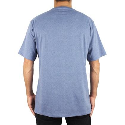 Camiseta Extra Grande Hurley Icon Heather Blue