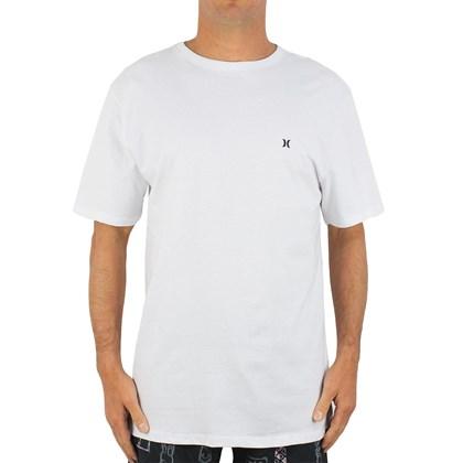 Camiseta Extra Grande Hurley Mini Icon White