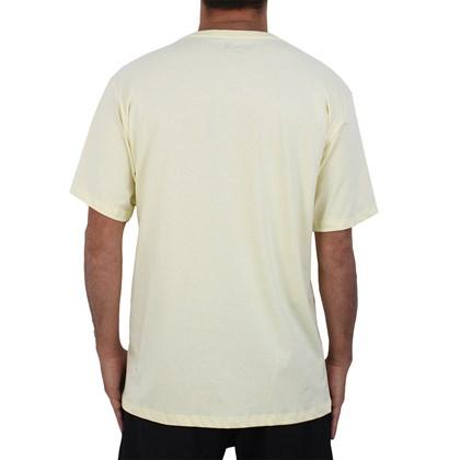 Camiseta Extra Grande Hurley Vibex Amarela