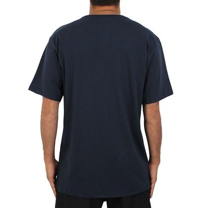 Camiseta Extra Grande Hurley Voodoo Navy