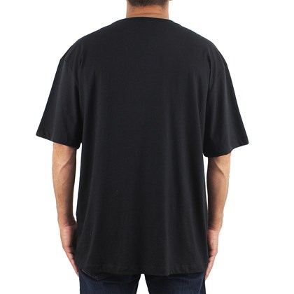Camiseta Extra Grande Quiksilver Like Gold Black