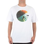 Camiseta Extra Grande Reef Charts of the Sea Branca