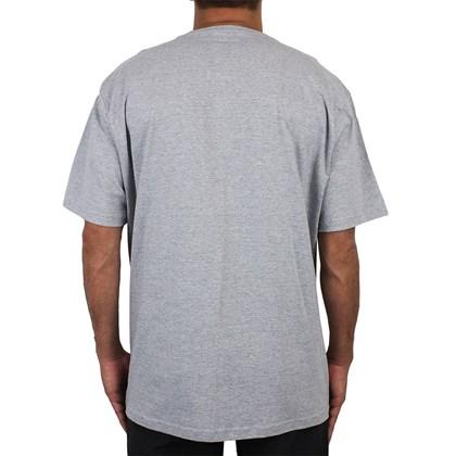 Camiseta Extra Grande Rip Curl Cali Bear Grey Marle