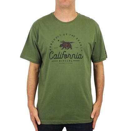 Camiseta Extra grande Rip Curl Cali Style Verde