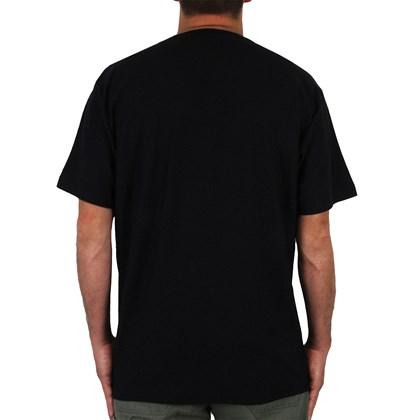 Camiseta Extra Grande Rip Curl Especial Wett Pocket Preta